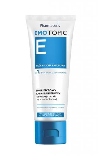 EMOTOPIC- Emolientowy krem barierowy do twarzy i ciała