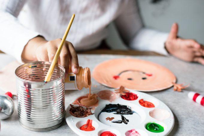 Grypa może przybierać różne barwy. Foto unsplash.com